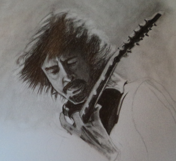 Dave Grohl by Sinea94